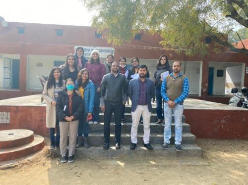 Workshop on Stress Management for students of Govt