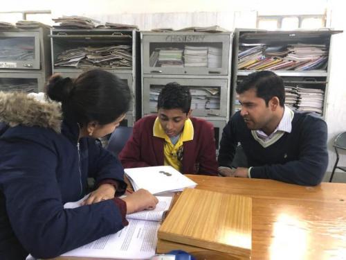 School Visit 2
